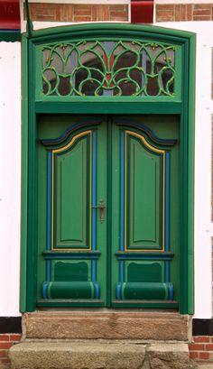 Door / Jork / Germany