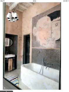 The moden Roman baths