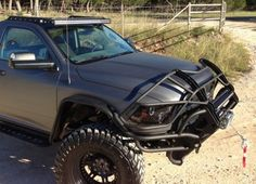 Custom Fabrication Build for Spike's Tactical Truck Cool Trucks, Big Trucks, Cool Cars, Dodge Trucks, Lifted Trucks, Off Road Bumpers, Navara D40, Future Trucks, Truck Mods