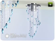 SIMcredible!'s Inova Ceiling Lamp