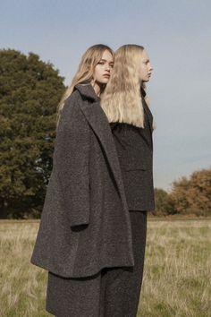 Photography duo Tré & Elmaz and stylist Nayaab Tania showcase their latest story for HungerTV.