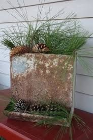 christmas primitive decorating ideas - Google Search