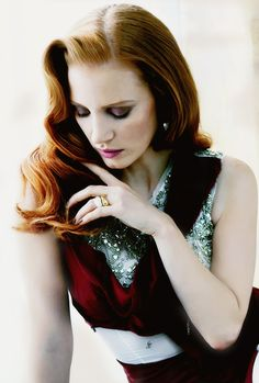 Jessica Chastain media gallery on Coolspotters. See photos, videos, and links of Jessica Chastain. Jessica Chastain, Poses, Gorgeous Redhead, Portraits, Portrait Ideas, Celebs, Celebrities, Classic Beauty, Girl Crushes