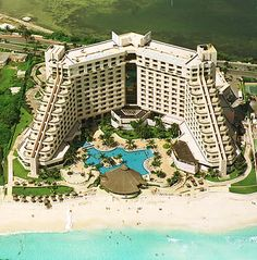 Melia Turquesa cancun. We Stayed there before MTV