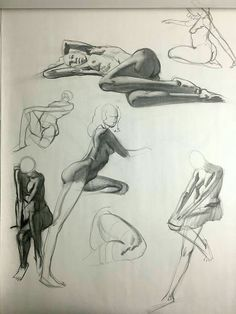 Anatomy Drawing Reference Gesture Drawing Is A Part of My Life Human Anatomy Drawing, Gesture Drawing, Anatomy Art, Drawing Poses, Life Drawing, Painting & Drawing, Drawing Tips, Male Figure Drawing, Figure Sketching