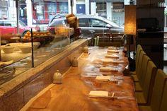 Roka restaurant - 37 Charlotte Street, London W1T 1RR
