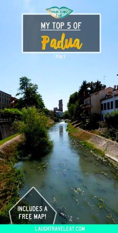 Padua, Padova. A university city that's situated between the more famous Venice and Verona. However, Padua is full of charm and histories.