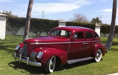 1939 Nash Ambassador 8... Re-pin Brought to you by #HouseofInsurance in #EugeneOregon for #LowCostInsurance