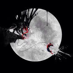 Venom//Spiderman