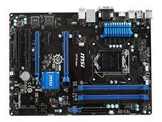 MSI Intel Z97 LGA 1150 DDR3 USB 3.1 ATX Motherboard (Z97 ... https://www.amazon.com/dp/B00K23BW70/ref=cm_sw_r_pi_dp_x_rg37xbZ0YSGFC