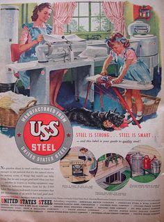 USS Steel ad