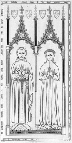 Marion Grevel (1401), Gloucestershire, England