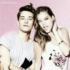 Francisco Lachowski and Barbara Palvin