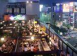New Tokyo Rooftop Jingisukan Beer Garden (Ginza)