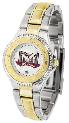 Ladies Troy Trojans - Competitor Two Tone Watch