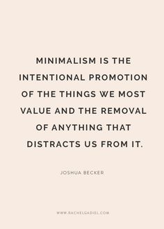 7 simple ways to embrace minimalism and de-clutter your life — Rachel Gadiel organization konmari Quotes - OnlineTarotKartenlegen. Konmari, Quotes To Live By, Me Quotes, Embrace Quotes, Cherish Quotes, Music Quotes, Minimalism Living, Vie Simple, Motivation Positive
