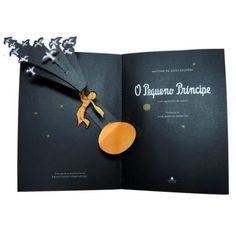 [Fnac] Livro O Pequeno Príncipe com ilustrações em POP-UP(3D) por R$19,90                                                                                                                                                     Mais
