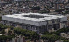 Curitiba Arena da Baixada, Parana State | World Cup Stadiums