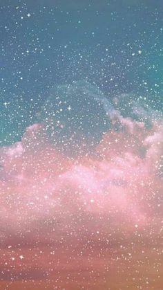 galaxy wallpaper pastel phone wallpapers A wildflowers garden. Wallpaper Pastel, Glitter Wallpaper, Tumblr Wallpaper, Cool Wallpaper, Mobile Wallpaper, Wallpaper Quotes, Pink Wallpaper Galaxy, Blessed Wallpaper, Trendy Wallpaper