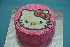 Hello Kitty Cake and like OMG! get some yourself some pawtastic adorable cat apparel!