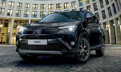 #Toyota #Rav4. Le SUV concentré d'innovations au service de votre confort et de votre sécurité.