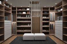 modern Dressing room by Citlali Villarreal Interiorismo & Diseño #remodelaciondedormitorio