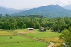 Located in the Valley, surrounded by hills and pasture, just a short walk from the river