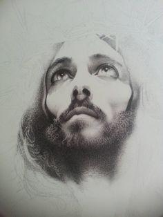 Jesus of Nazareth by amraa on DeviantArt