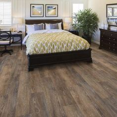 Allure ISOCORE Multi-Width x 47.6 in. Prairie Oak Eagle Resilient Vinyl Plank Flooring (19.53 sq. ft. / case)-I127913 - The Home Depot
