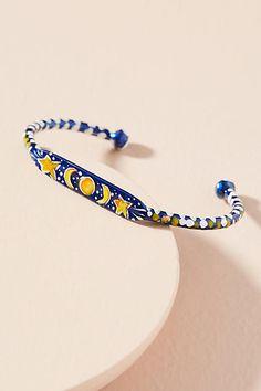 Susan Alexandra Moon Phase Cuff Bracelet