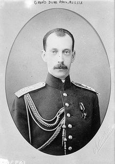 Grand Duke Paul Aleksandrovits