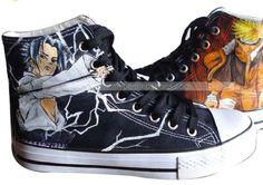 #naruto #shoes custom naruto anime anime shoes naruto naruto #anime