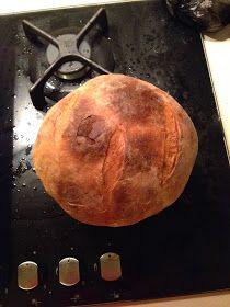Svět podle Krčmičky: Přidala jsem se ke kváskovému klanu aneb Peču domácí chleba Bread, Food, Brot, Essen, Baking, Meals, Breads, Buns, Yemek