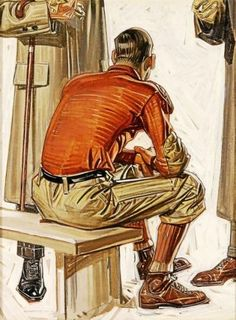 The Art of J. Leyendecker - Norman Rockwell Museum - The Home for American Illustration Art And Illustration, American Illustration, Norman Rockwell Art, Norman Rockwell Paintings, Vintage Drawing, Vintage Artwork, Vintage Paintings, Oil Paintings, Jc Leyendecker