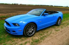 Test Drive: 2014 Ford Mustang GT Convertible
