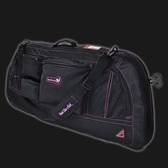"""HERCAMOSHOP - """"Shoot Like A Girl"""" bow case by Game Plan Gear, $99.99 (http://www.hercamoshop.com/products/shoot-like-a-girl-bow-case-by-game-plan-gear.html)"""