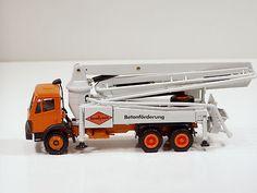 MB Readymix Schwing Concrete Pumper 1/50 Conrad #3093 on eBay! $185.00