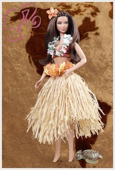 Hawaiian Barbie 2012