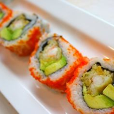 Mexican Sushi Roll Recipe