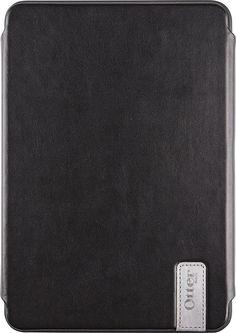 OtterBox - Symmetry Series Folio Case for Apple® iPad® mini, iPad mini 2 and iPad mini 3 - Black, 46552BBR