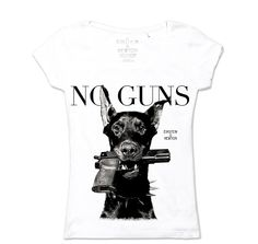 WOMEN Shirt Gun Dog