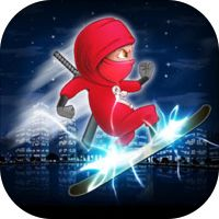 Agent Ninja Space Run 2 - Galaxy Race Dash Crush Multiplayer Edition by iNetWallpaper.com LTD