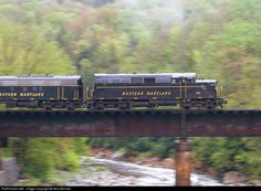 RailPictures.Net Photo: WM 82 West Virginia Central Railroad EMD BL2 at Unknown, West Virginia by Nick McLean