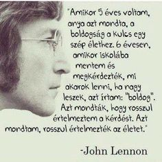 MENTŐÖTLET - kreáció, újrahasznosítás: ébredés Sad Quotes, Book Quotes, Qoutes, Motivational Quotes, Life Quotes, Inspirational Quotes, Daily Wisdom, English Quotes, John Lennon