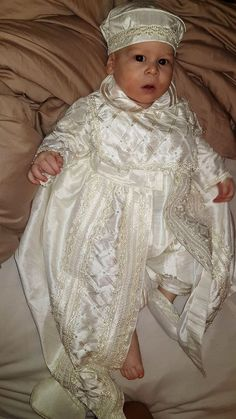 Looking for a Handmade Christening Gown?