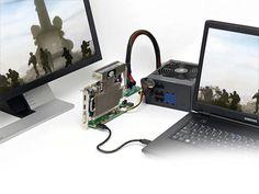 How to make an external laptop graphics adaptor
