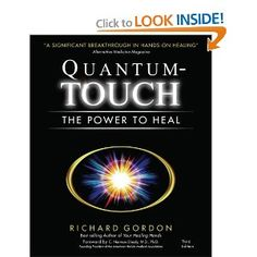 Quantum Touch is a great tool to use when using Healing Touch on Others.. it adds Chi,  Breathing, and grounding awareness to align and correct posture.. very helpful in administering healing hand therapy without absorbing excess energies.. great modality to combine with Reiki energy healing...