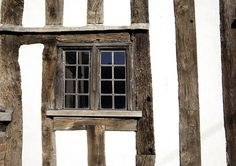An info hub for those who are dedicated to architecture photography Casement Windows, Windows And Doors, Wood Windows, Architecture Old, Historical Architecture, Colchester Uk, Castle Window, Tudor Cottage, Medieval Houses