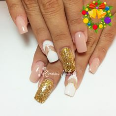 Diseños descembrinos  ❄⛄  #kimerasnails #nails #uñas #acrylicnails #nude #sculturenails #prettynails #naturalnails #glitter #acrilicodecolor #naildesign #silk #AcrilicosAtacantes #ManoAlzada #3d #3dnails #YoSoyFantasyNails #laquerpro #makeup #christmas #notpolish