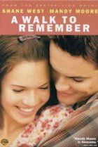 A Walk To Remember - http://www.imdb.com/title/tt0281358/